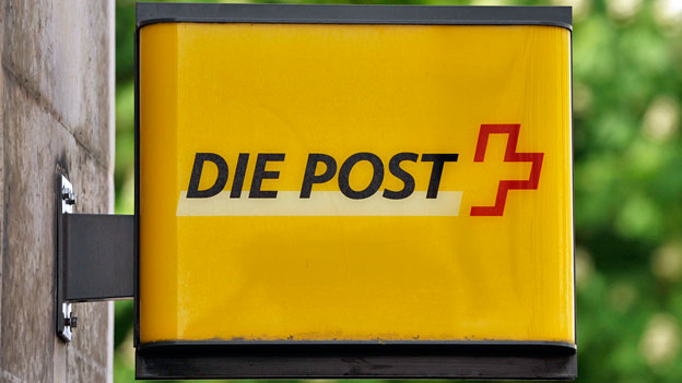 Die Post plant massiven Abbau