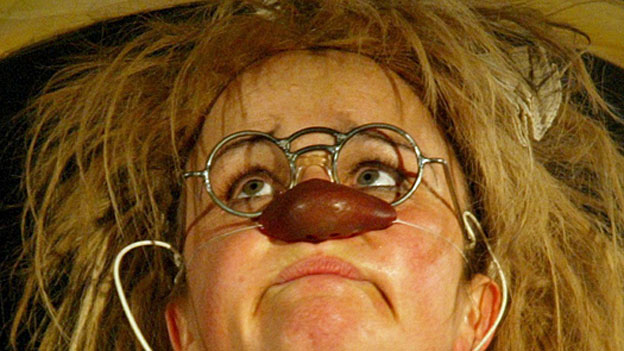 «Ein Horror» - Gardi Hutter zu den Horror-Clowns
