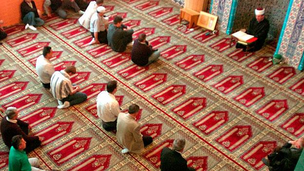 Über die Ausbildung von Imamen in der Schweiz