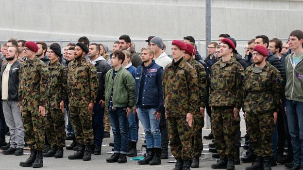 Forschungsfeld «junge Schweizer Erwachsene»