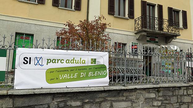 «Parc Adula» – Abstimmung über ehrgeiziges Nationalpark-Projekt