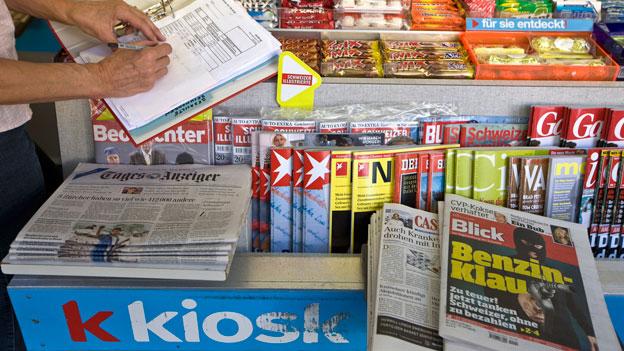Kioskbetreiberin Valora erneut in der Kritik