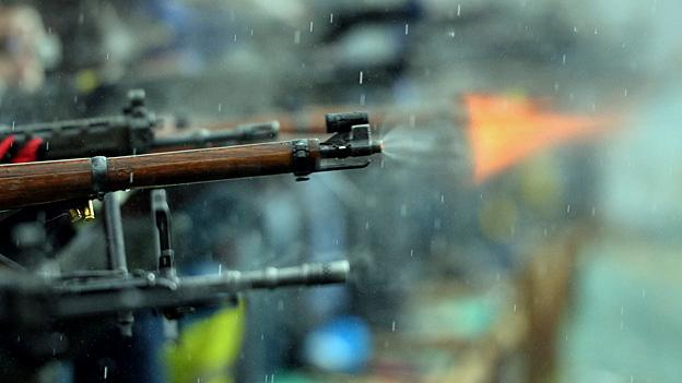 Schweizer Schützen nehmen Brüssel ins Visier