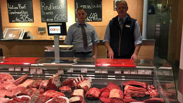 An Festtagen wird Schweizer Fleisch knapp