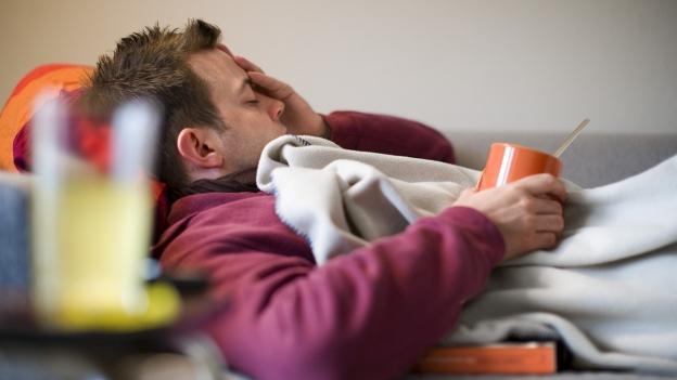 In der Schweiz geht die Grippe um - impfen bringt jetzt aber wenig
