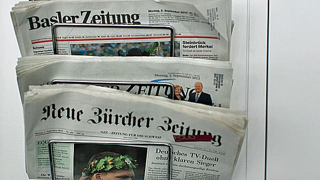 Medienwelt im Umbruch – auch die Politik ist gefordert