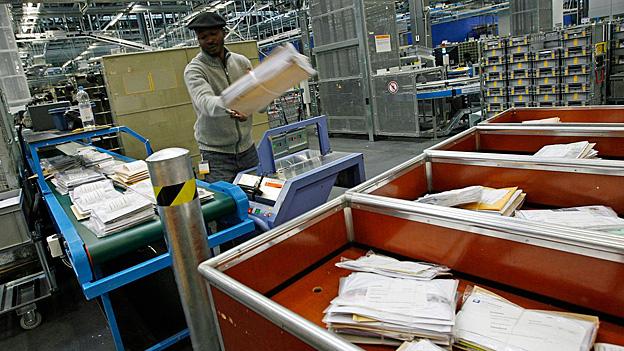 Bund will mehr Konkurrenz bei der Briefpost