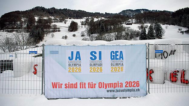 Audio «Olympische Winterspiele in Graubünden?» abspielen.