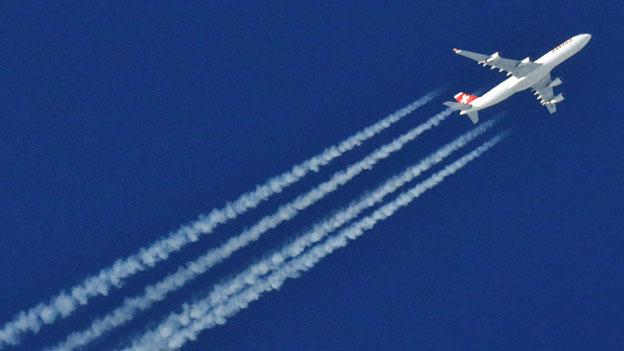 ETH Zürich kämpft gegen schlechte CO2-Bilanz