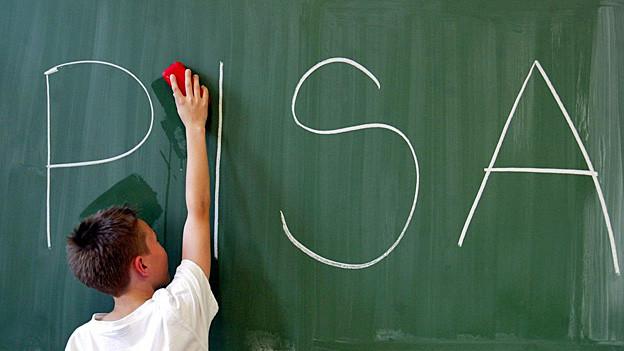 Audio «Kritik an PISA-Studien – die OECD wehrt sich» abspielen