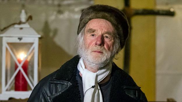 Pfarrer Ernst Sieber wird 90