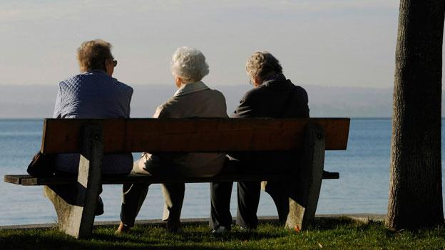 Kein Spielraum für Kürzung laufender Altersrenten