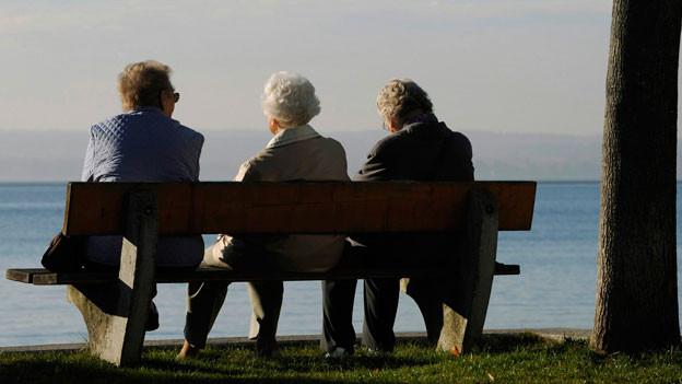 Audio «Kein Spielraum für Kürzung laufender Altersrenten» abspielen