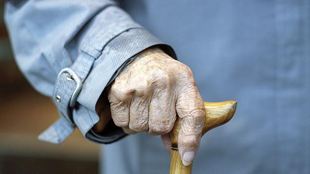 Audio «Digitalisierung – Zeit, das Rentensystem zu überdenken?» abspielen