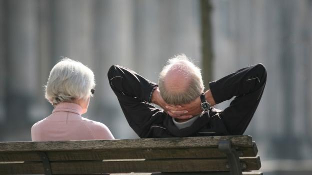 Bei der Rentenreform setzt sich Mitte-Links durch