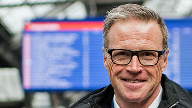 SBB-Chef Andreas Meyer – die Bahn der Zukunft