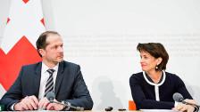 Audio ««Energiestrategie 2050» – Auftakt zum Abstimmungskampf» abspielen.