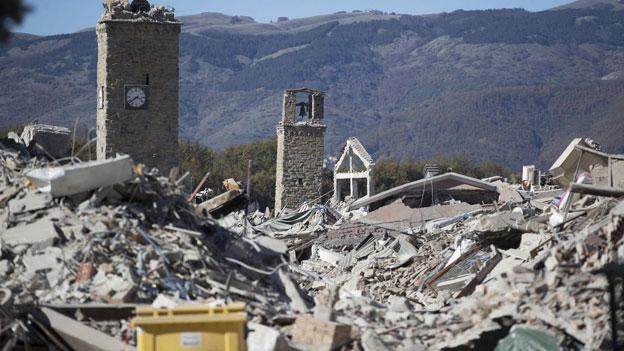Katastrophenschäden haben sich 2016 beinahe verdoppelt