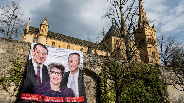 Wahlen in Neuenburg: Wo sind die Frauen?