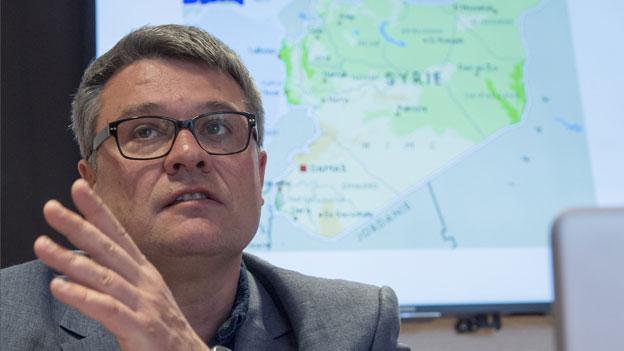 Caritas verlangt vom Bund mehr Engagement in Syrien