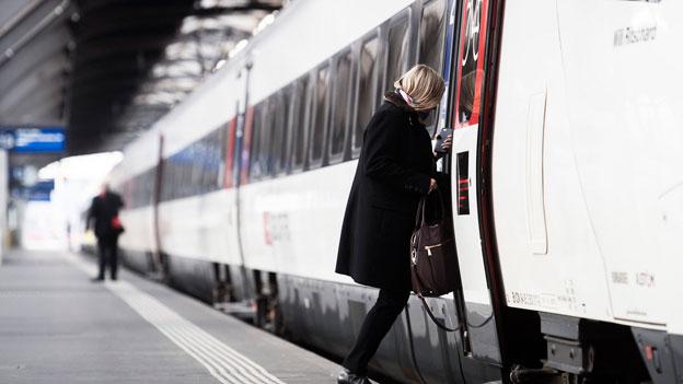 Mehr als 4 Milliarden Franken für den Regionalverkehr