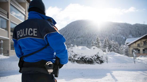 Wie sicher fühlen sich die Menschen in der Schweiz?