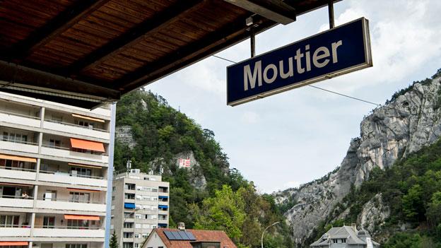 Moutier: Versöhnliches Ende eines langen Streites?