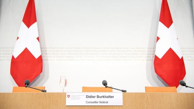 Wer übernimmt Burkhalters freiwerdenden Sitz?