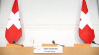Audio «Wer übernimmt Burkhalters freiwerdenden Sitz?» abspielen