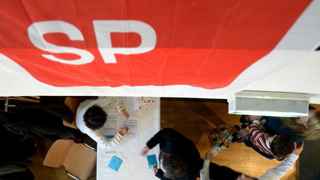 Audio «SP will Krankenkassenprämien begrenzen» abspielen.