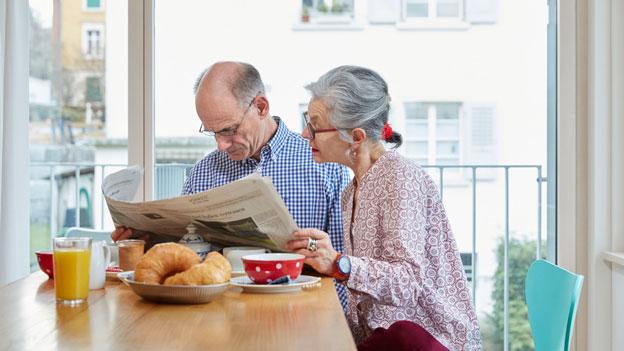 Reform der Altersvorsorge