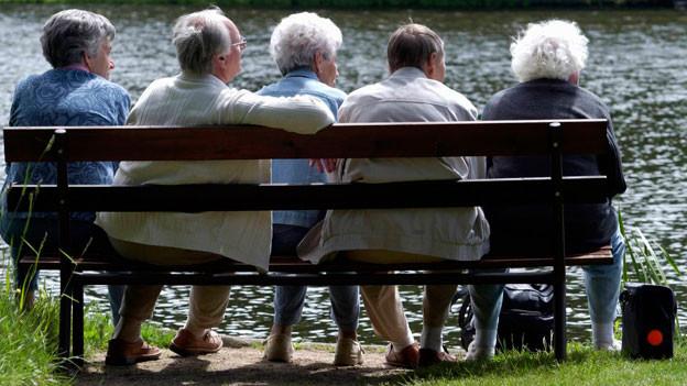 Audio «Pensionskassen versprechen mehr als sie halten können» abspielen.