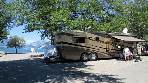 «Ein Campingplatz muss heute ein breites Angebot bieten»