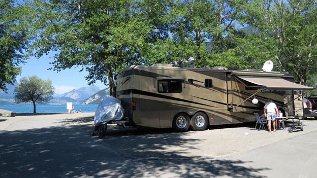 Audio ««Ein Campingplatz muss heute ein breites Angebot bieten»» abspielen