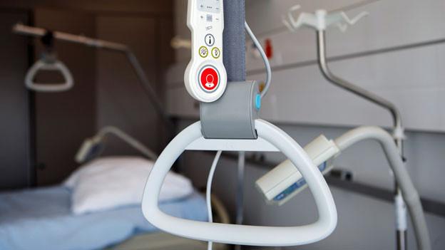 Audio «Care-Koordinatoren sollen Ärzte von Administration entlasten» abspielen