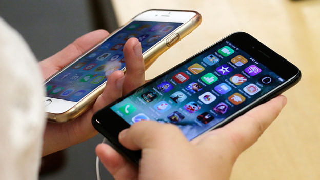Audio «Apple löscht App zur Umgehung der chinesischen Staatszensur» abspielen.