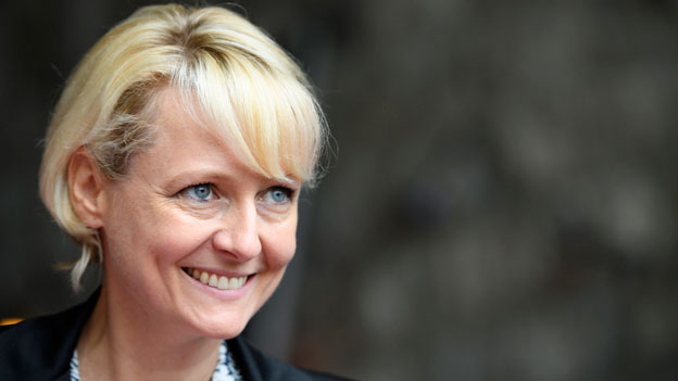 Auch Isabelle Moret kandidiert für den Bundesrat