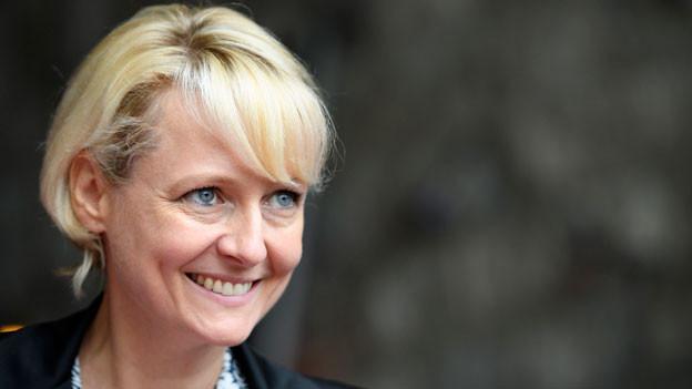 Audio «Auch Isabelle Moret kandidiert für den Bundesrat» abspielen