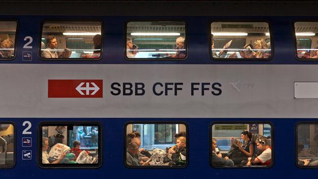 SBB will rentable Bahnstrecken nicht mit der BLS teilen