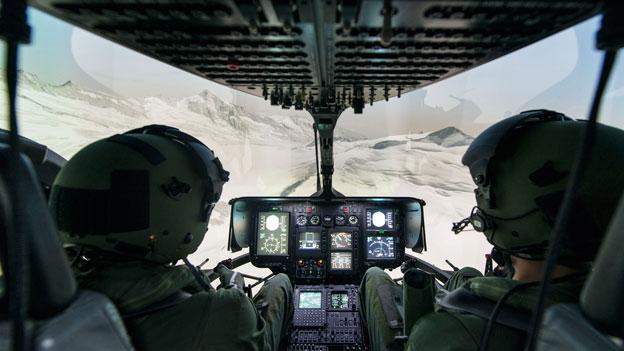Werden die Schweizer Militärpiloten zuwenig ausgebildet?