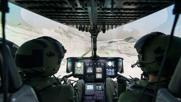 Audio «Zu wenig Schulung für Schweizer Militärpiloten?» abspielen.