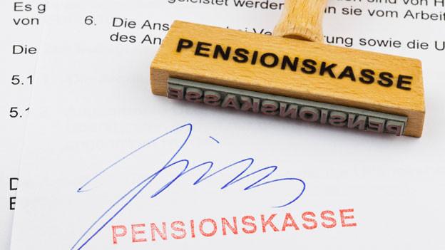 Audio «Pensionskassen sollen Freizügigkeitskonti aufspüren» abspielen.
