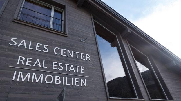Schlupflöcher für Kriminelle auf dem Schweizer Immobilienmarkt