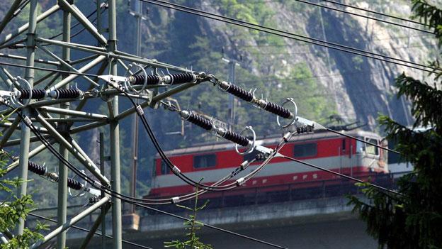 Ehrgeiziges Sparziel des «Stromfressers» SBB