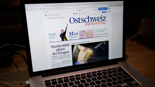 Sorgen um die Schweizer Medienlandschaft
