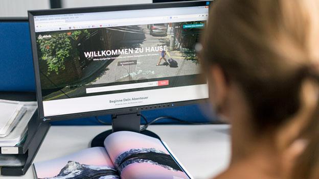 Airbnb in der Schweiz wird vereinfacht