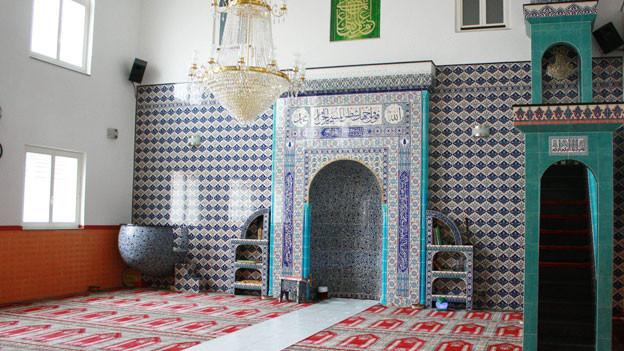 Audio «Imame sollen in einer Landessprache predigen» abspielen.