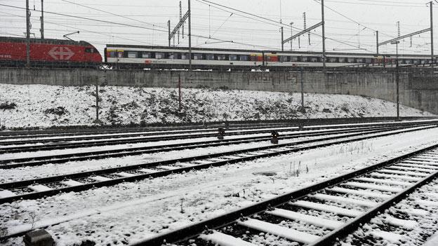 Verkehrskollaps zum Winteranfang