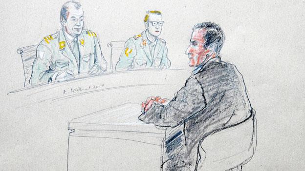 Urteil im Prozess gegen einen Grenzwächter