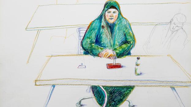 Gefängnis für Dschihadreisende